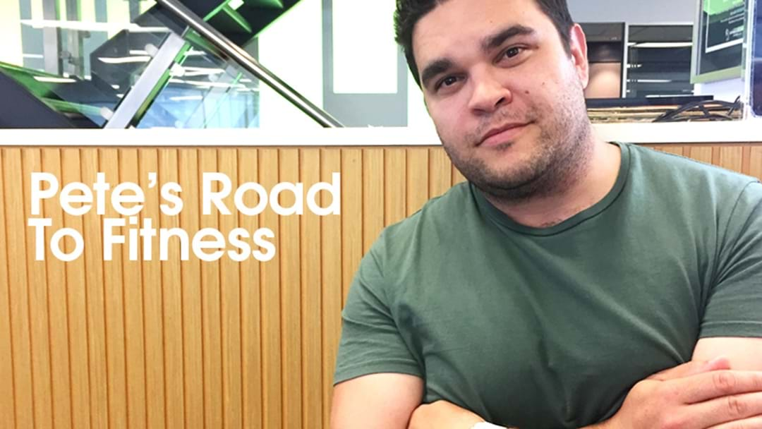 Pete's Road To Fitness With HBF Fitness