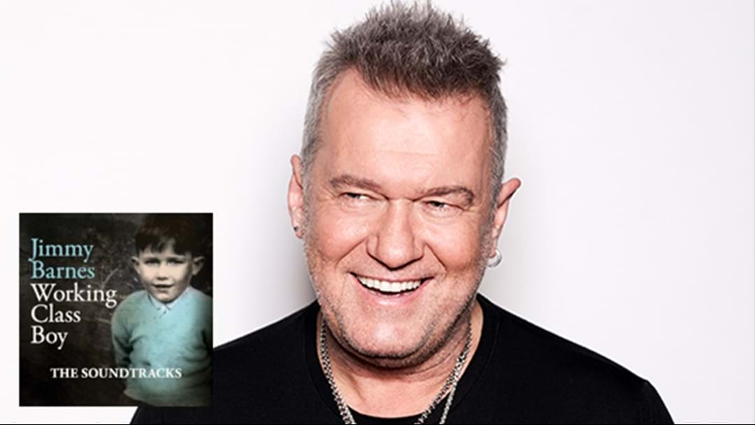 Jimmy Barnes To Donate Royalties From Working Class Boy To Drought Relief