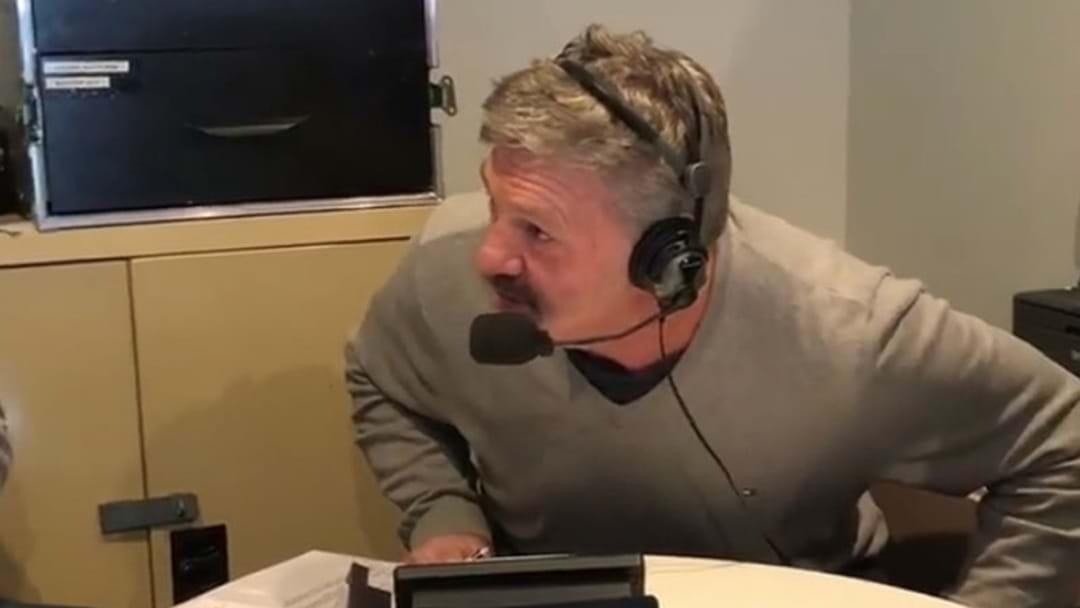 BT Grills Damo Over Reported Eddie Spat