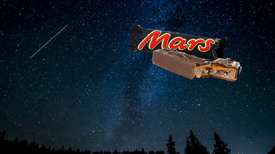 Mars Is Going To Put On A Show Tonight, So Get To The Strand