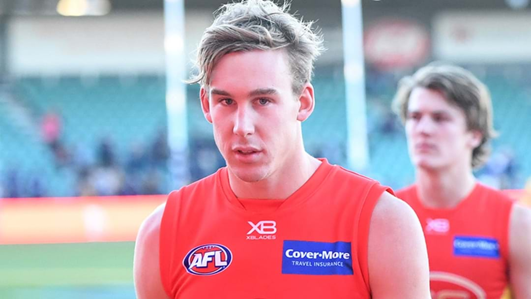 Gold Coast's Chairman Has Hinted That The Suns May Match Any Tom Lynch Offer