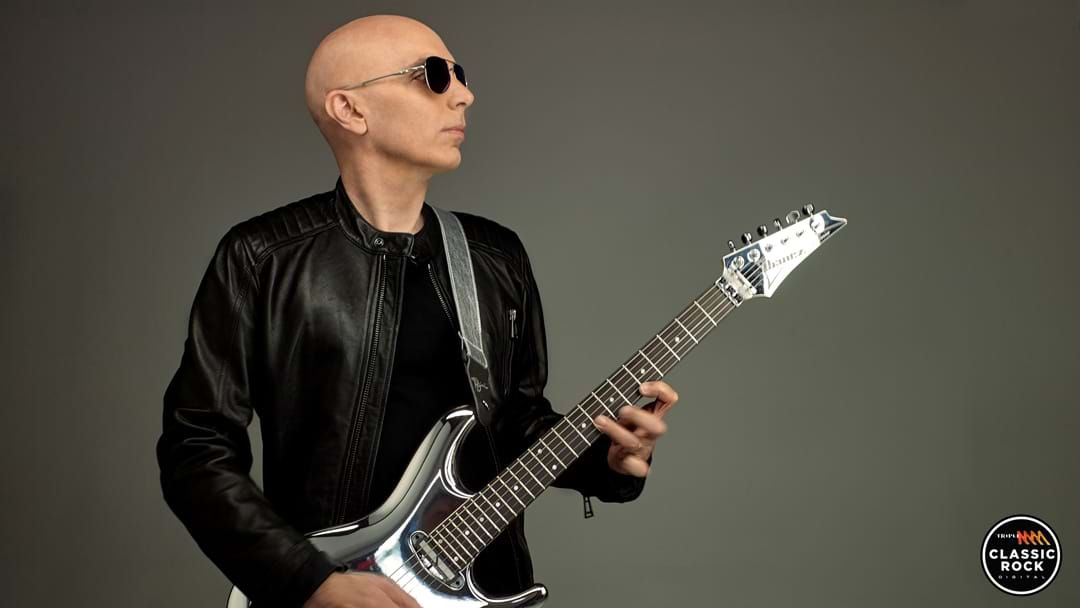 Joe Satriani's Top 5 Guitarists