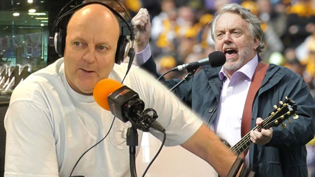 LISTEN | Billy's Idiot File Has Been Mashed Up With 'Up There Cazaly'
