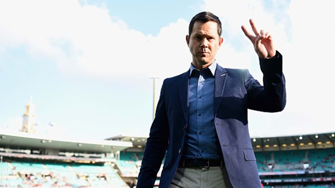 Ricky Ponting Just Named His Squad For The India Test Series