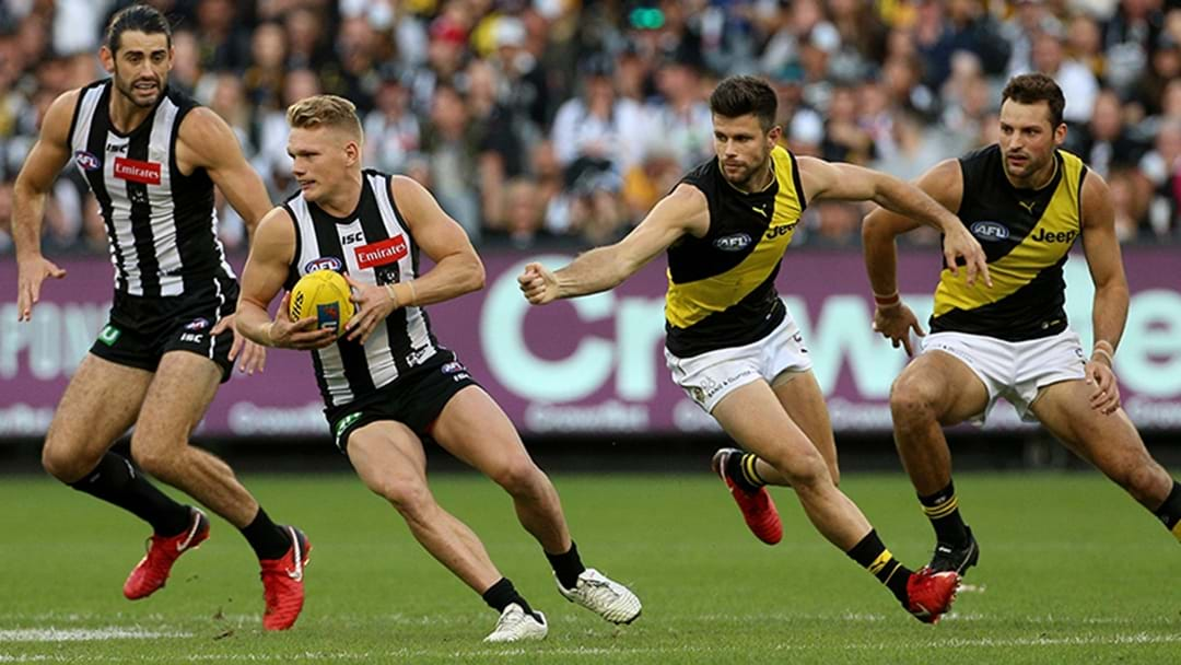 Tickets For Richmond/Collingwood Have Officially Sold Out