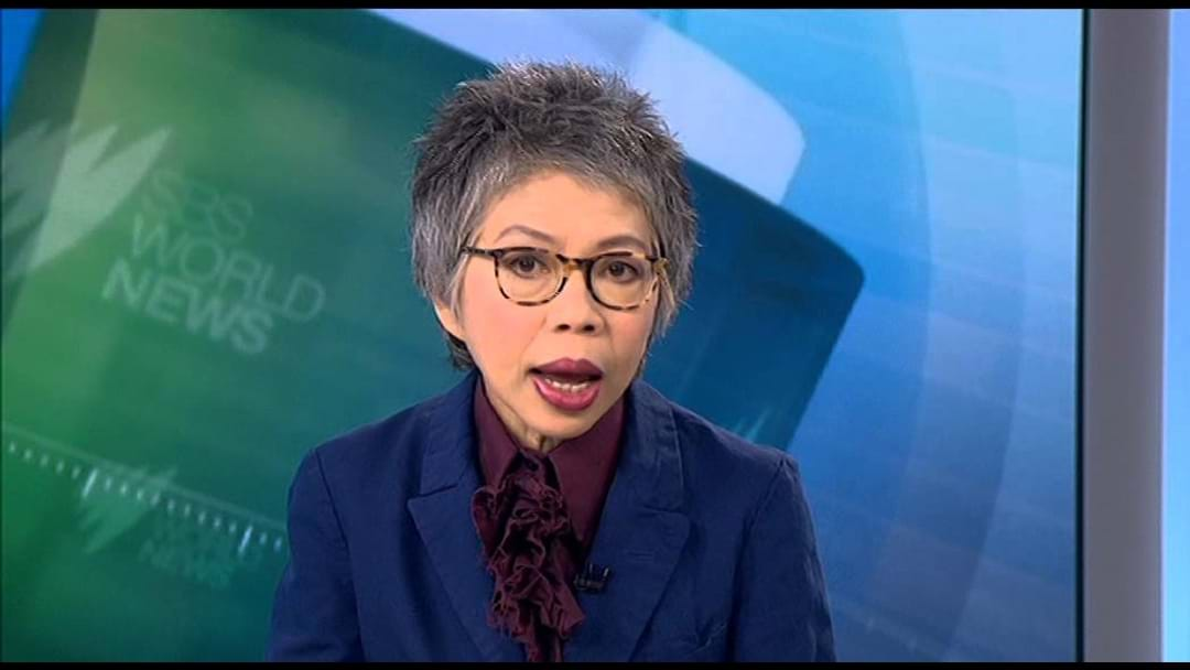 Iconic News Host Lee Lin Chin Has Quit SBS