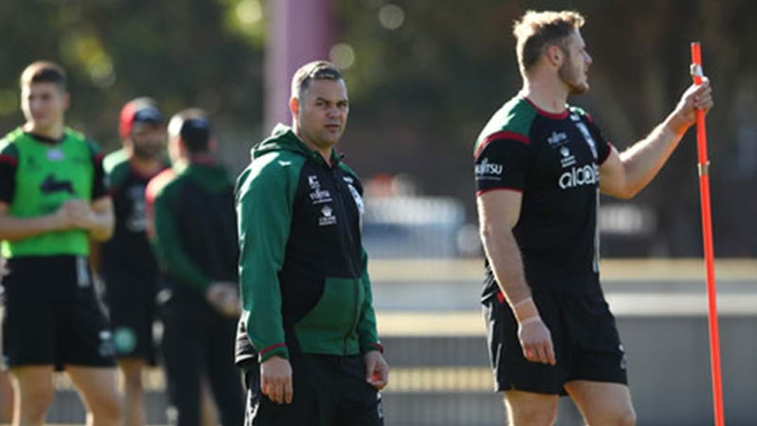 Rabbitohs Players Desperate To Keep Anthony Seibold At The Club But Will He Stay?