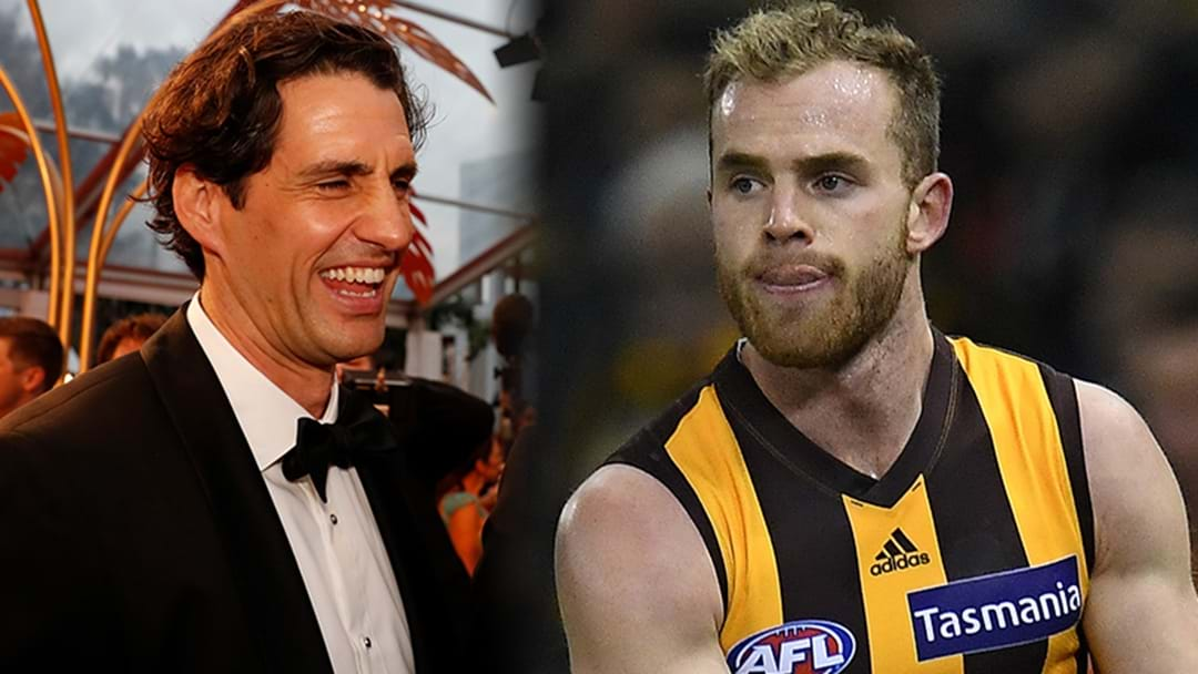 Andy Lee's Brilliant Story About Running Into Tom Mitchell After He Destroyed Carlton
