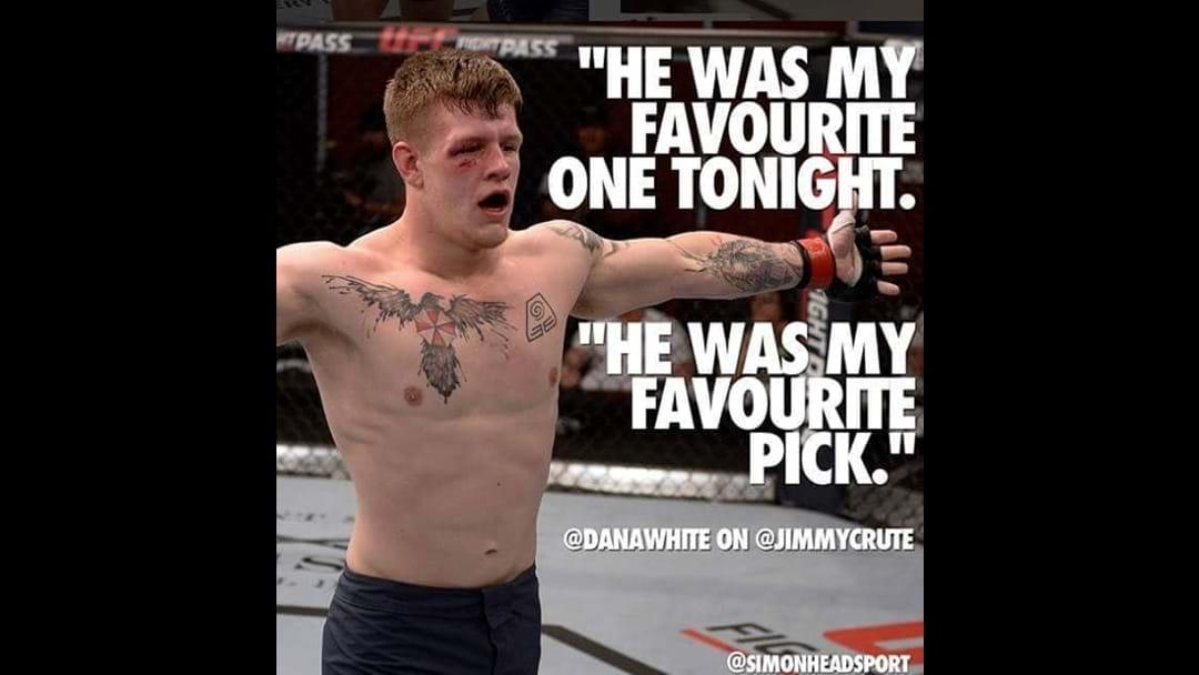 """Jimmy """"The Brute"""" Crute"""