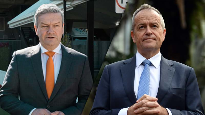 Article heading image for Bill Shorten Faces Off Against Rich Uncle Mal In The Great Debate
