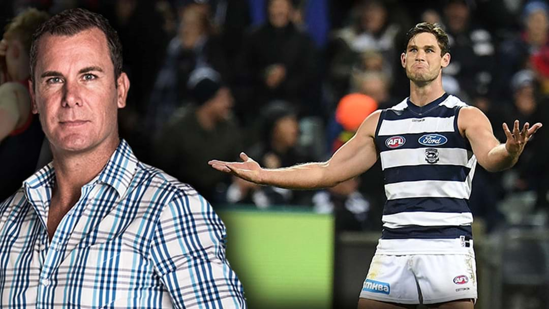 Wayne Carey Says That Tom Hawkins Should Be In The All-Australian Team