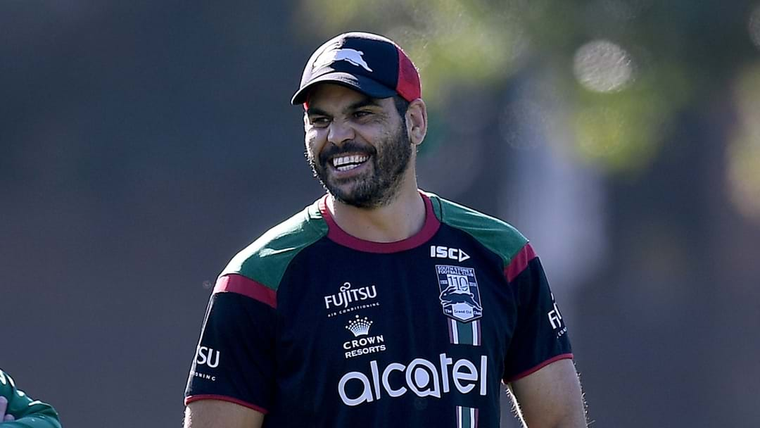 """The Best Centre I've Ever Seen"": MG's Tribute To The Now Retired Greg Inglis"