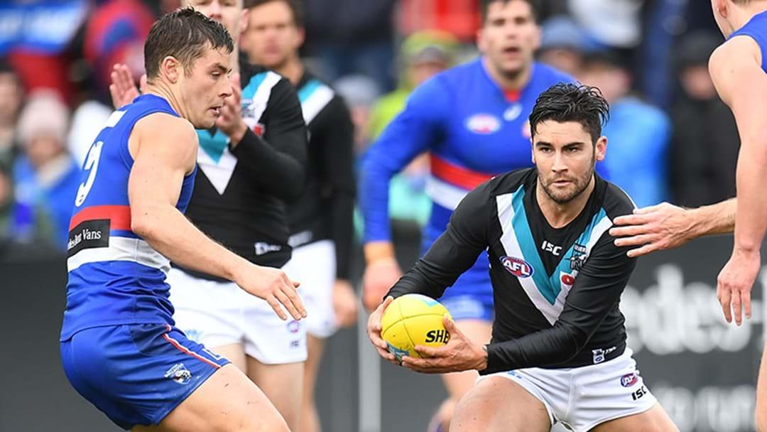 Carey: Games Shouldn't Be Played In Ballarat