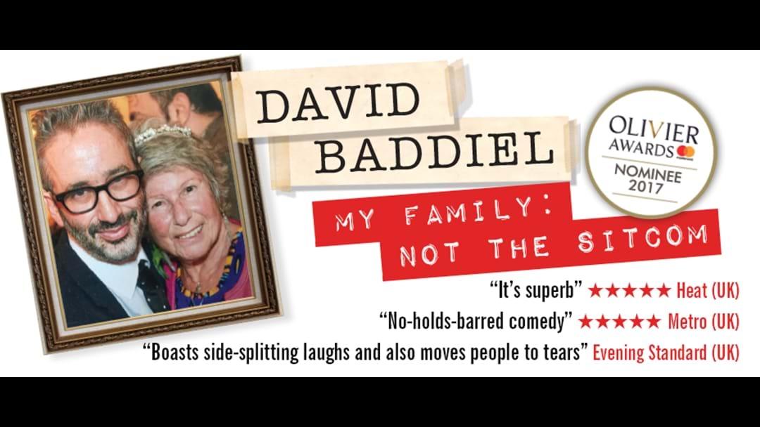 Legendary Pommie Comedian David Baddiel Announces Australia Tour