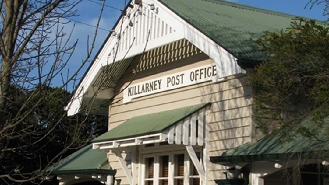 Killarney Post Office Takes out Retail Service Award