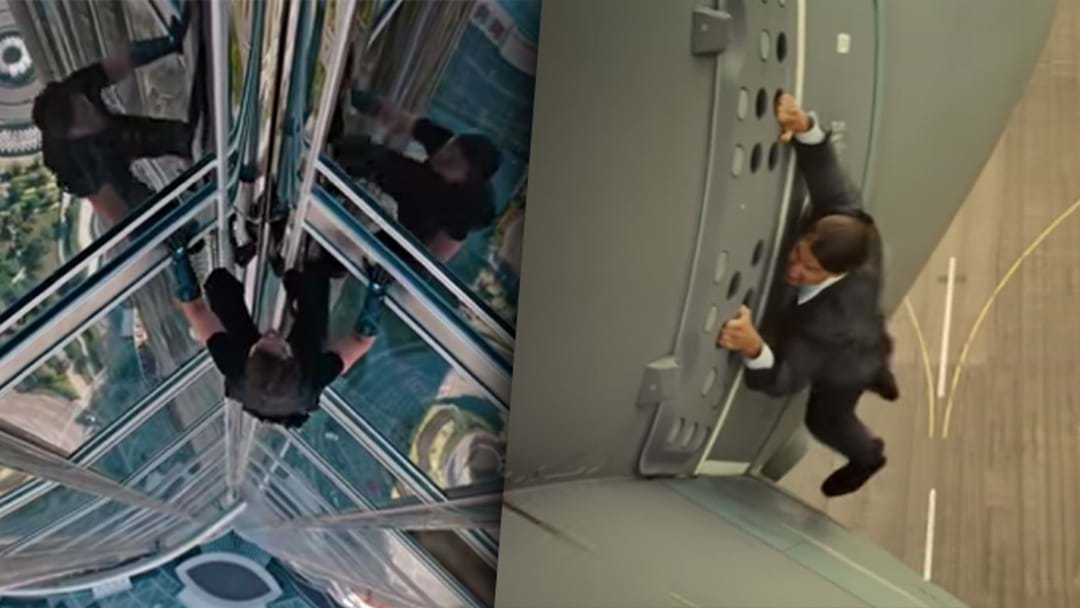 The 5 Most Batsh*t Crazy Stunts Tom Cruise Pulled Off For Mission: Impossible