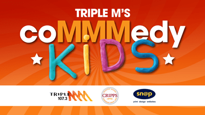 Triple M's CoMMMedy Kids