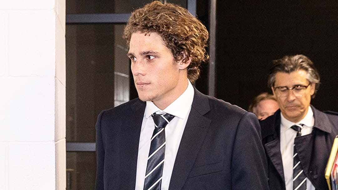 Charlie Curnow Is Free To Play After Tribunal Overturns One-Week Ban