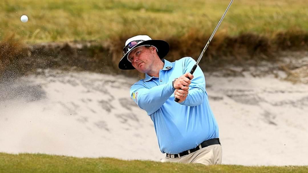 Aussie golfer Jarrod Lyle Goes Into Palliative Care