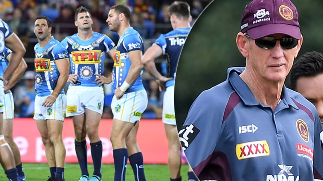 "Dean ""Bulldog"" Ritchie On Reports That Wayne Bennett May End Up At The Gold Coast"