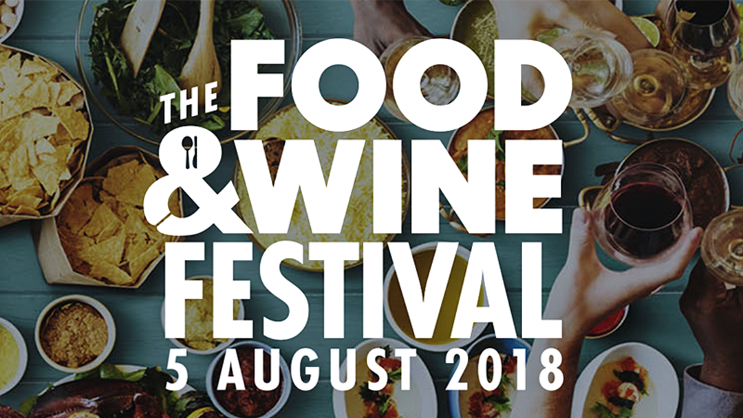 The Central Coast Food & Wine Festival Is This Sunday!