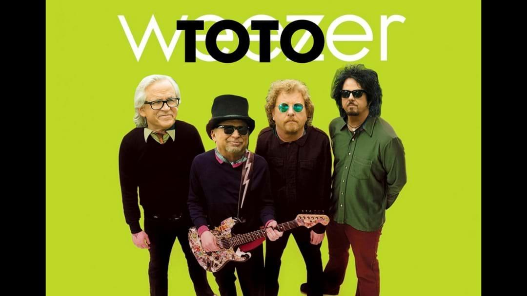 WATCH: Toto Do Weezer\'s Single Hash Pipe