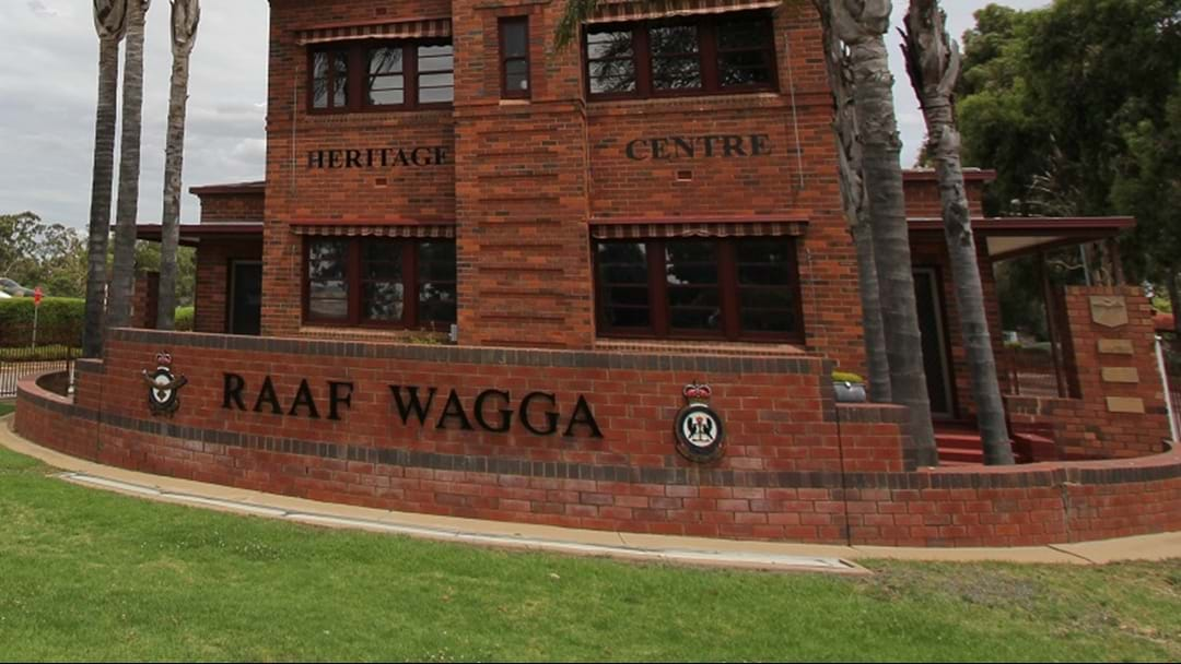 PFAS report handed down at Wagga RAAF Base