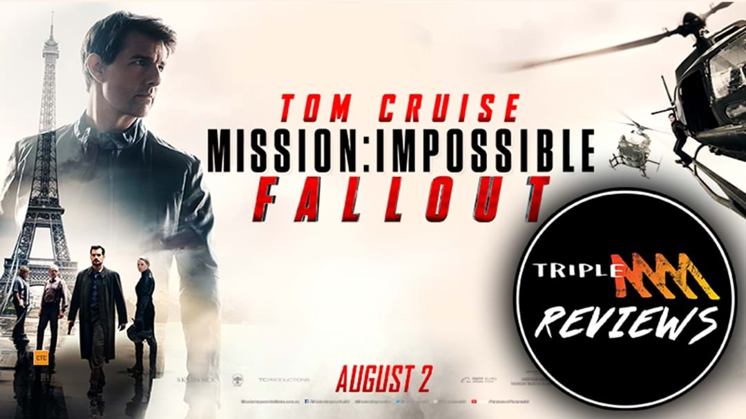 REVIEW: Mission: Impossible - Fallout