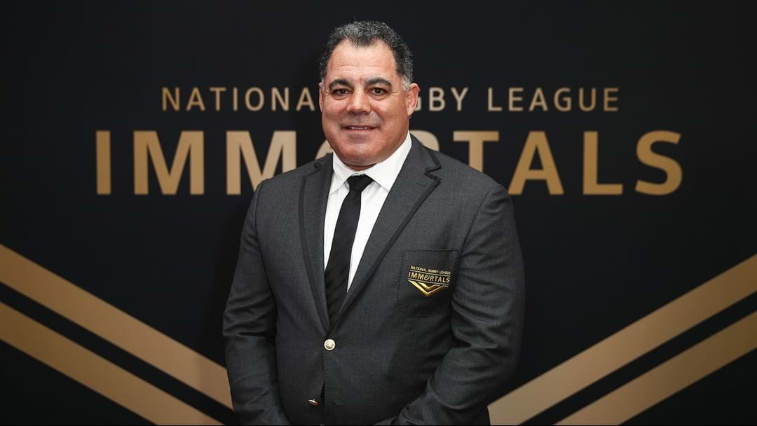 Mal Meninga Shares Fairly Understandable Reason Why His Wife Didn't See Him Become An Immortal