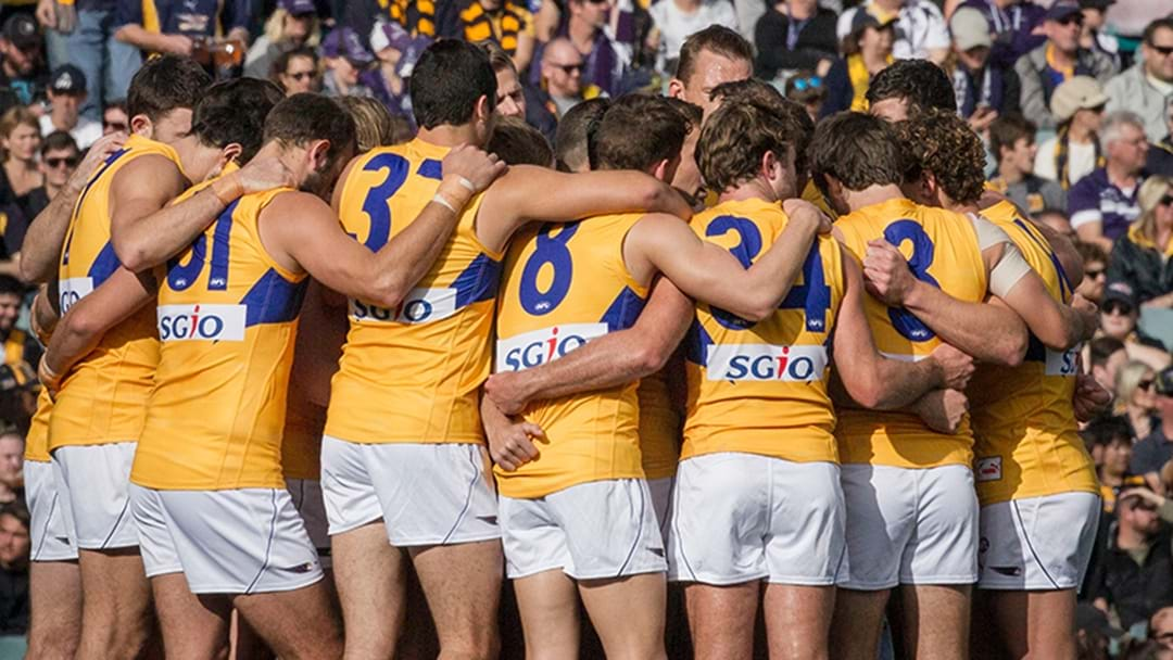 LISTEN | Brett Heady Confirms The Pact West Coast Legends Made Against Fremantle
