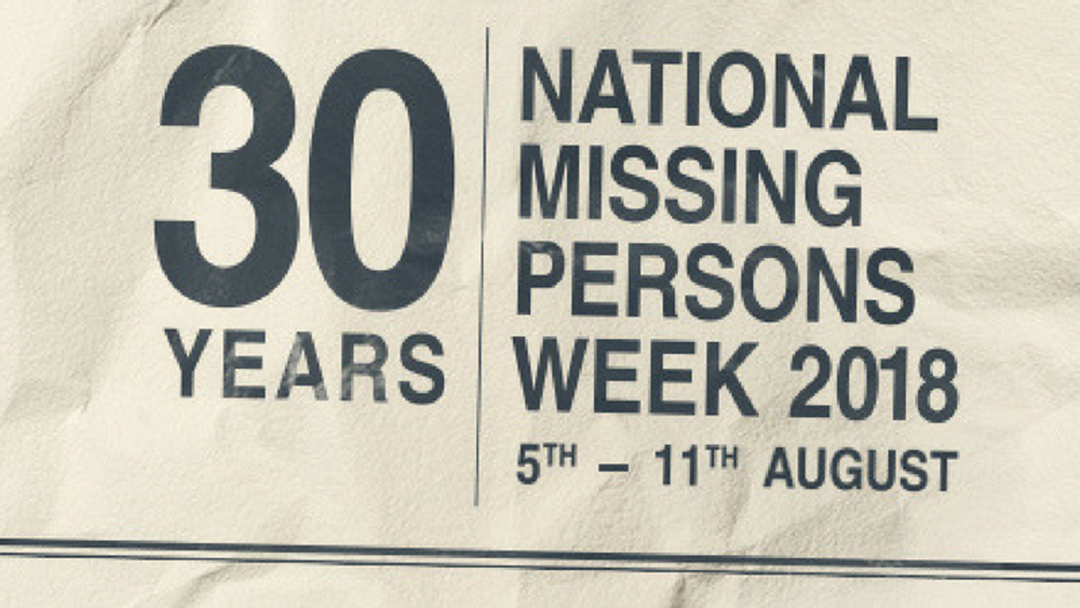Missing Person's Week Reminding Us Of Missing Border Locals