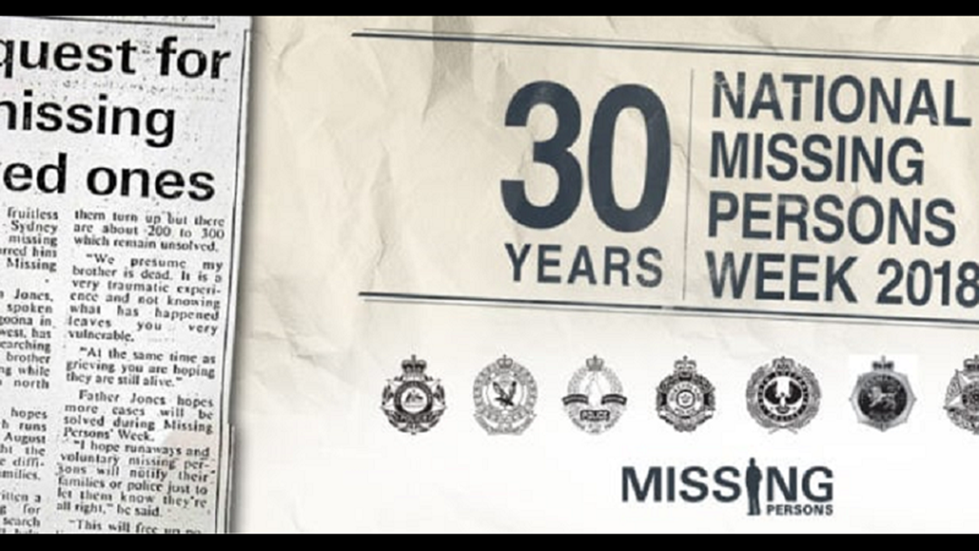 Five Gold Coasters On National Missing Persons Registry