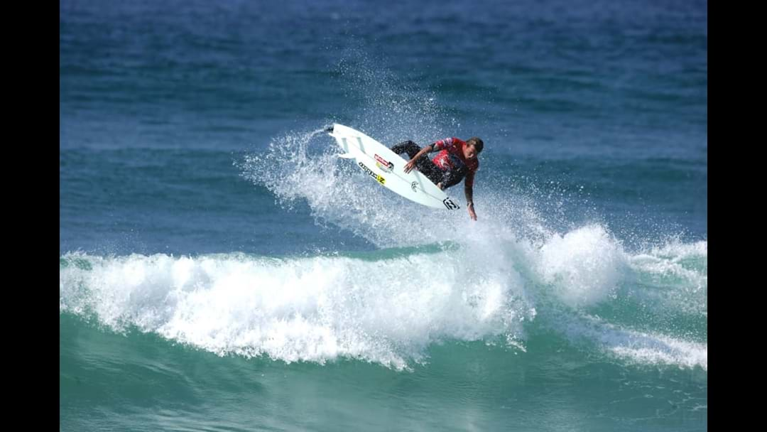 WA Surfing Champ Becomes A Saviour