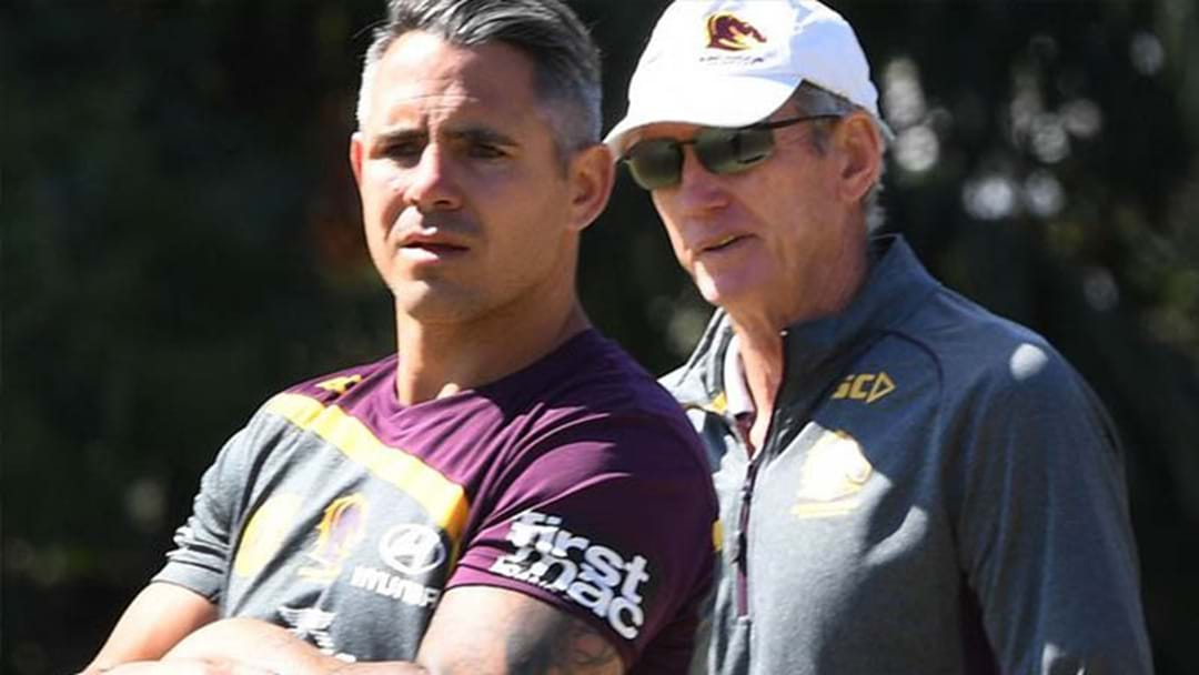 Margaux Parker Sets The Record Straight After Claims Husband, Corey, Was Sacked For An Incident With Darius Boyd