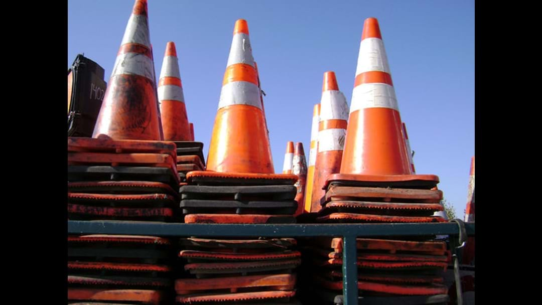 Current Road works
