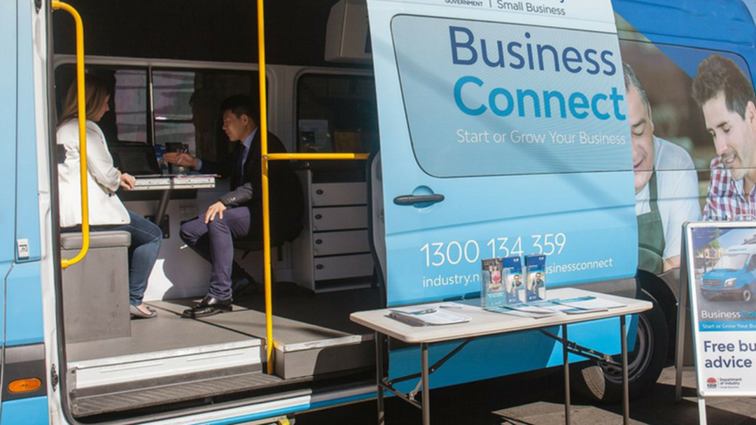 All Aboard The Business Bus!