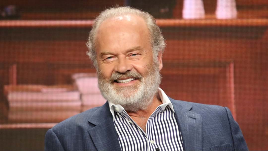 Frasier Star Kelsey Grammer Admits He Got A Bizarre Crotch Tatt To Stop Him From Cheating