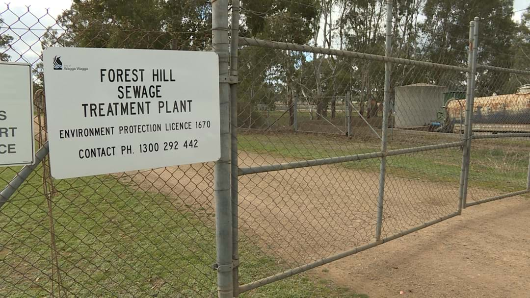 Contaminated effluent at Forest Hill cannot be released, according to the EPA
