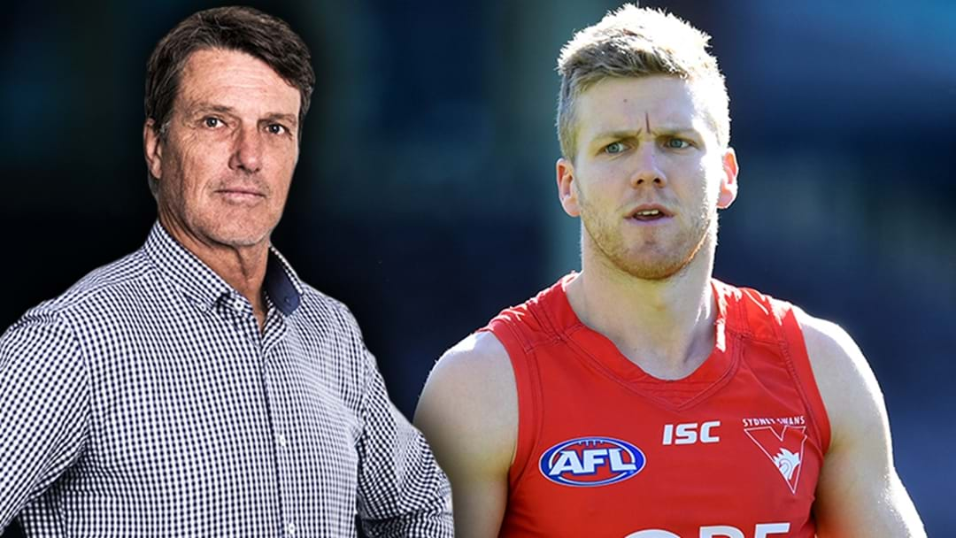 Paul Roos Nominates A Club That Should Chase Dan Hannebery