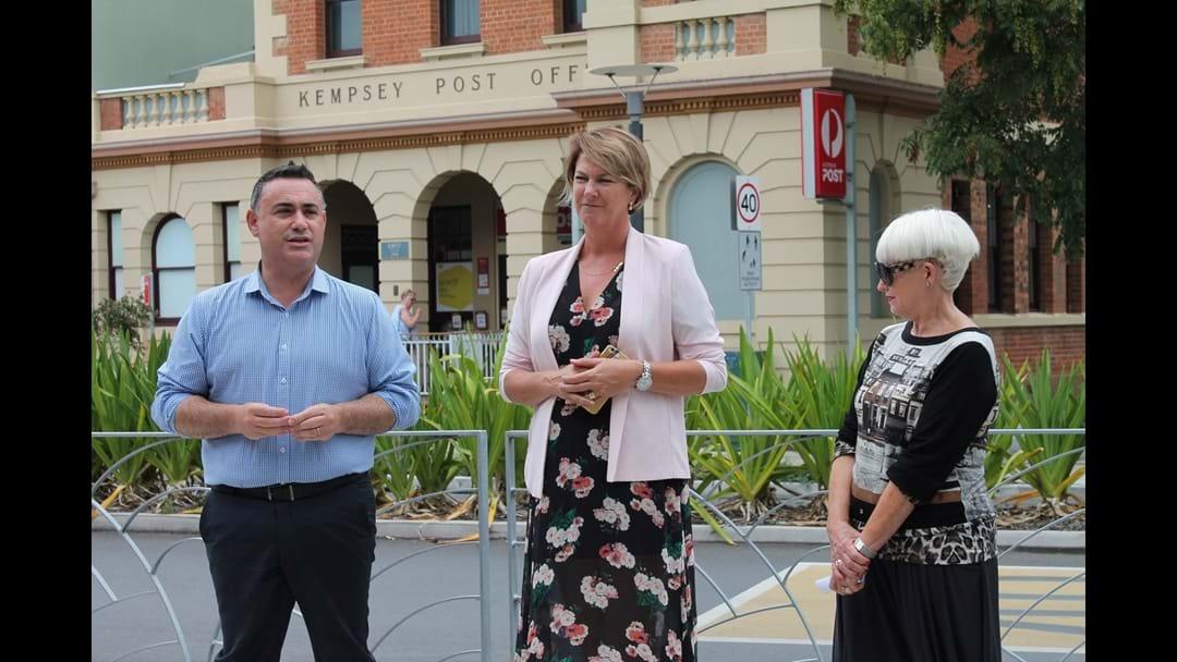 Deputy Premier hits up Mid North Coast