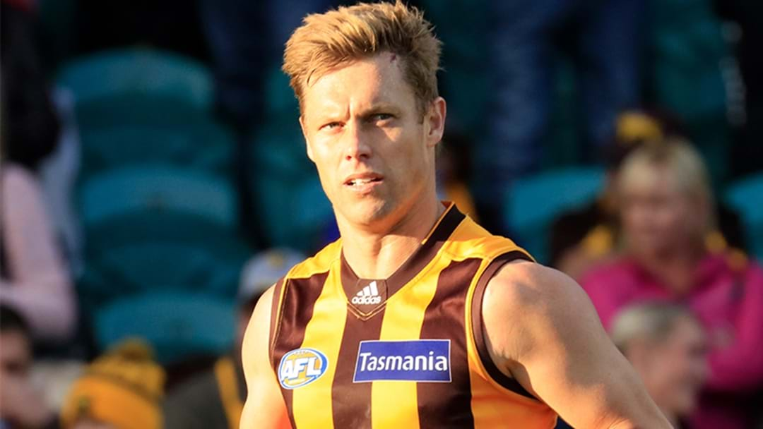 Sam Mitchell Tells The Story Of When He Nearly Quit Hawthorn In 2011