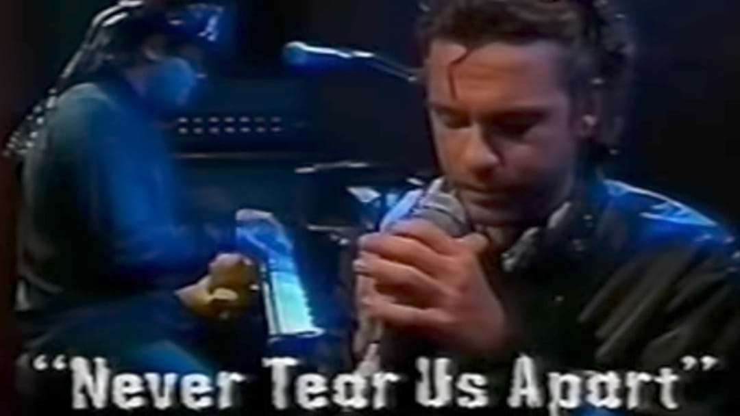 30 Years To The Day It Was Released, This Version Of Never Tear Us Apart Will Give You Chills