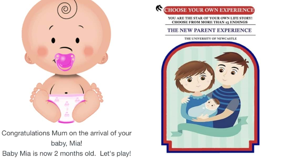 Take The Test: Online Game For New Parents