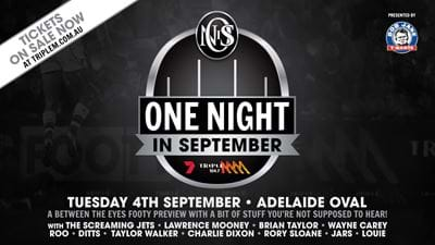 One Night In September