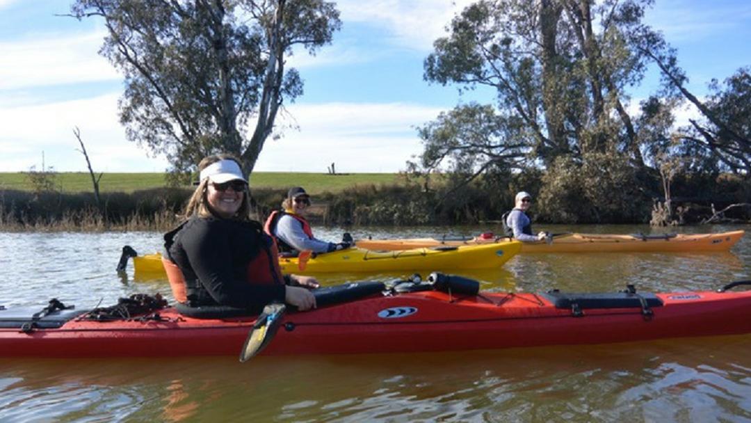 The Bendigo Canoe Club Has Something For Everyone