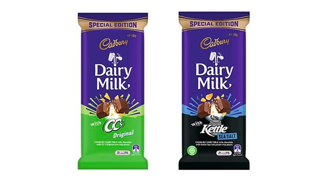 Cadbury Are Releasing Chocolate Bars With Potato Chips Inside