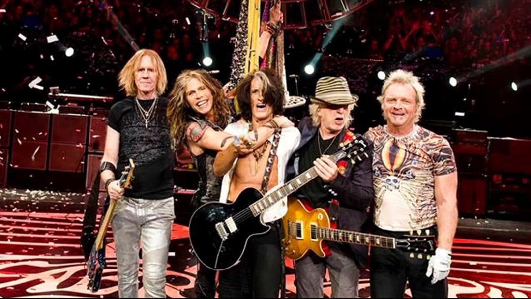 Aerosmith Announce Las Vegas Residency To Celebrate 50 Years