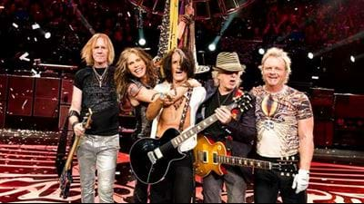 Aerosmith's Joe Perry Hospitalised