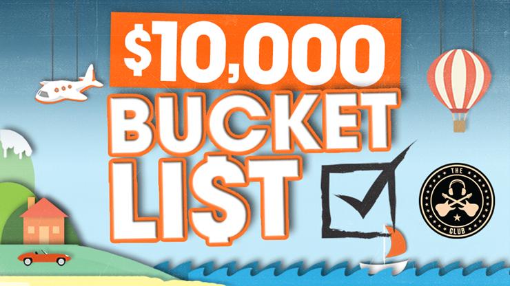 K Bucket List