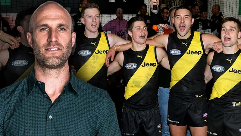 Article heading image for Chris Judd Names The One Team That Can Challenge Richmond This Year